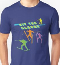 Hit The Slopes! (ALWAYS SUNNY) T-Shirt