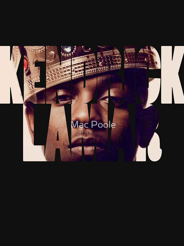 "Kendrick Lamar ""King"" Design by number23hta"