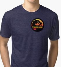 Mortal Kombat: Finish Him! Tri-blend T-Shirt