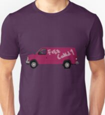 The Free Candy Van Unisex T-Shirt