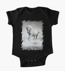 Horse - Oil Paint Art Kids Clothes