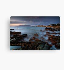 A Glimpse of Twilight, Maui Canvas Print