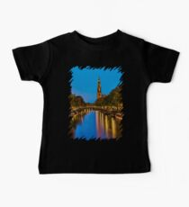 Amsterdam - Oil Paint Art Kids Clothes