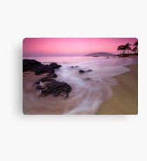Paradise at Dawn, Maui Canvas Print
