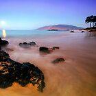 Pre-Dawn, Maui by Michael Treloar