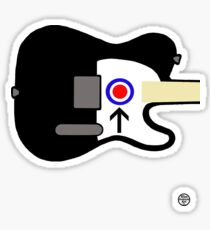 Telecaster Sticker
