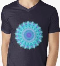 Peacock feathers mandala T-Shirt