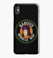 Naboo's Miracle Wax iPhone Case/Skin
