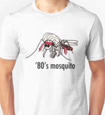 '80s Mosquito Unisex T-Shirt