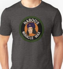 Naboo's Miracle Wax Slim Fit T-Shirt
