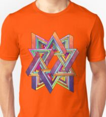 Abstract Triangles T-Shirt