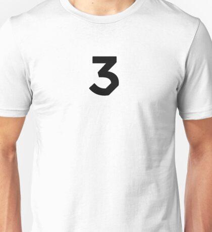 Chance The Rapper - Chance 3 Coloring Book Black Unisex T-Shirt