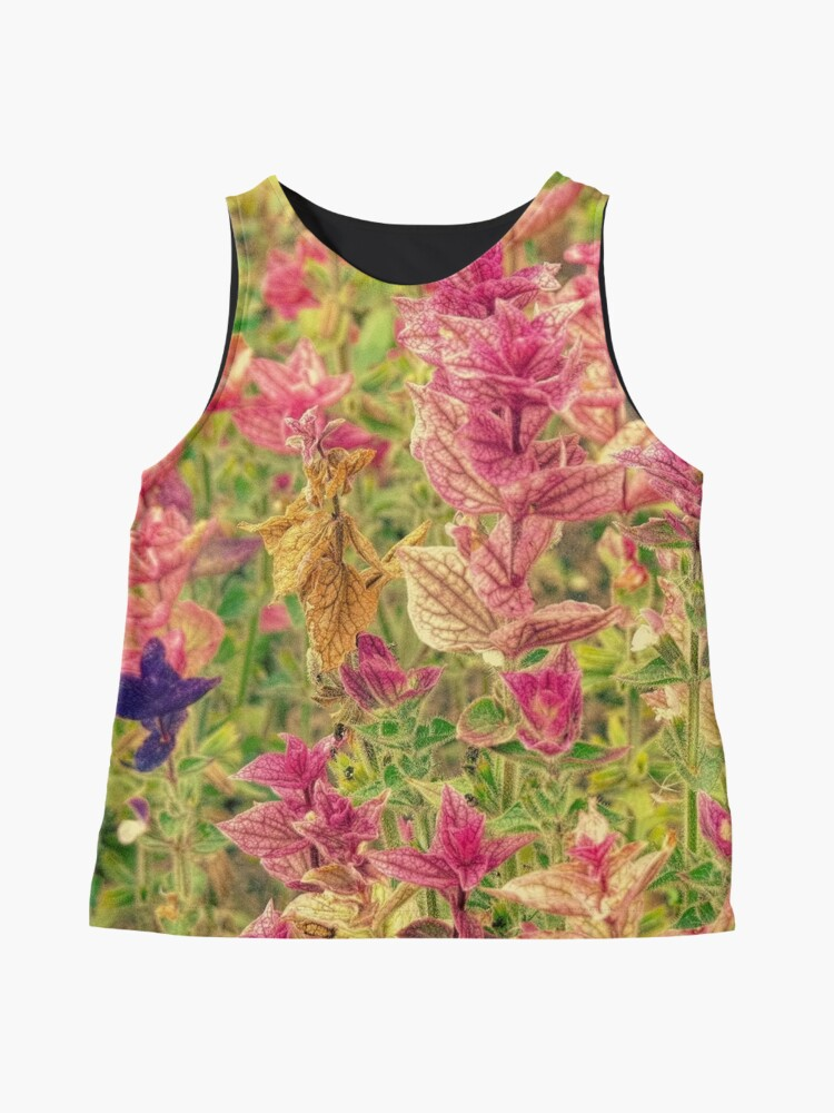 Alternate view of Floral Sleeveless Top