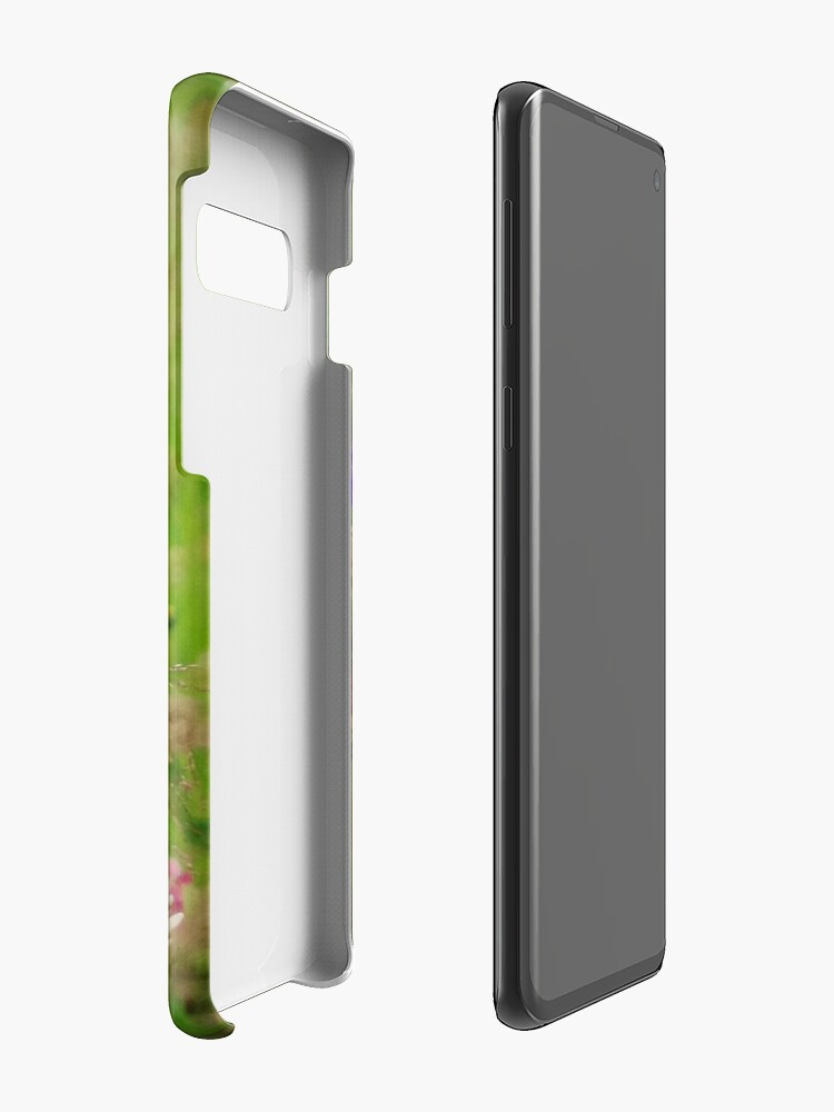 Alternate view of Floral nature Case & Skin for Samsung Galaxy