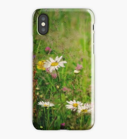 Floral nature iPhone Case