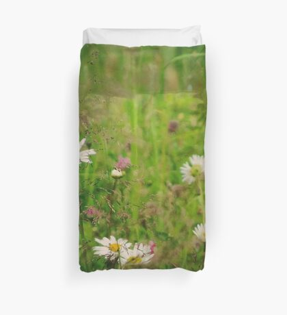 Floral nature Duvet Cover