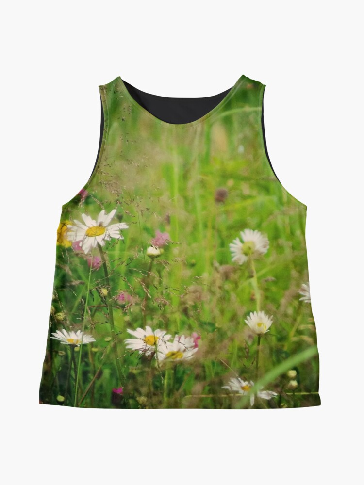 Alternate view of Floral nature Sleeveless Top