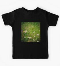 Floral nature Kids Tee