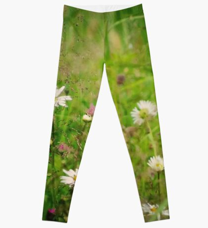 Floral nature Leggings