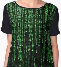 Return To Cyberspace Chiffon Top