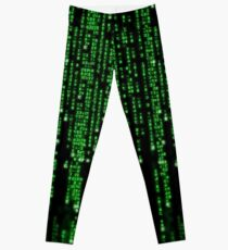 Return To Cyberspace Leggings