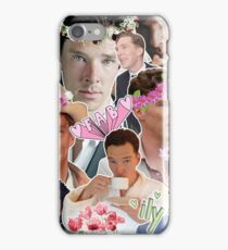 ben c: collage iPhone Case/Skin