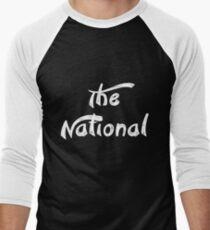 The National Men's Baseball ¾ T-Shirt