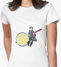 Sherlock Holmes Women's Fitted T-Shirt