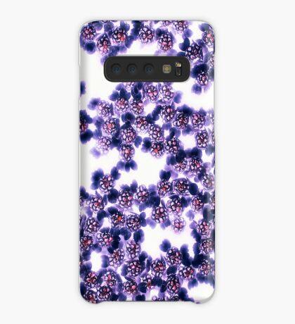 Black Yarrow Case/Skin for Samsung Galaxy
