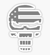 chris kyle - THE LEGEND SEAL TEAM grey Sticker