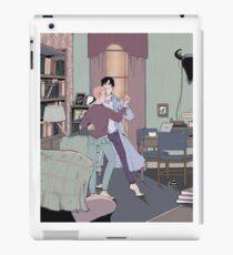 Dance Lessons in 221B iPad Case/Skin