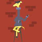 Poetic Giraffe by stegopawrus