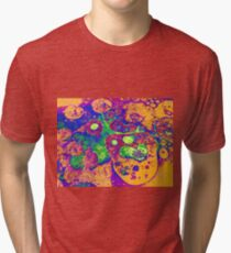 Psychedelic Relic Tri-blend T-Shirt