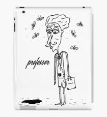 Professor iPad Case/Skin