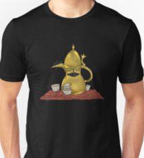 Arabic coffee حياهم Unisex T-Shirt