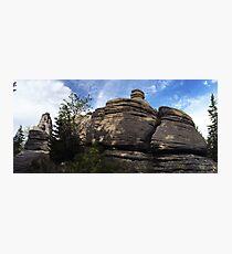 Stone Street - Nature Photography Photographic Print