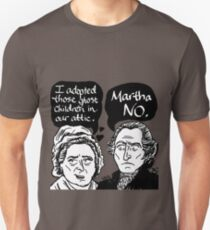 MARTHA NO T-Shirt