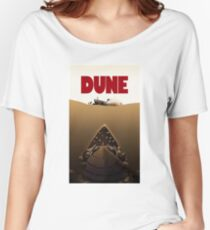 Dune Jaws Women's Relaxed Fit T-Shirt