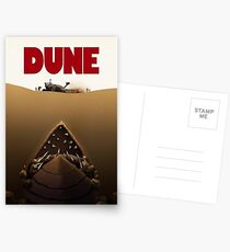 Dune Jaws Postcards