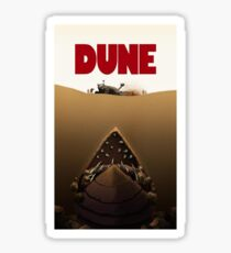Dune Jaws Sticker