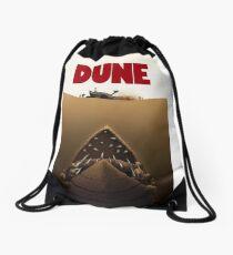 Dune Jaws Drawstring Bag