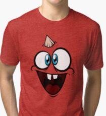 Little Horn Tri-blend T-Shirt