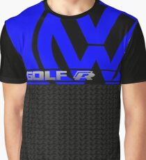 Golf R Pattern Graphic T-Shirt