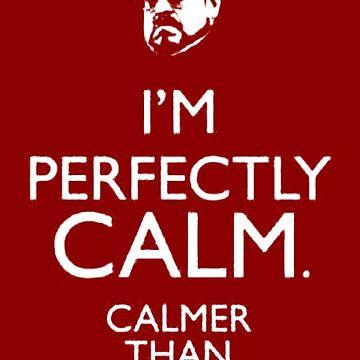Walter The big Lebowski Calm by zamora