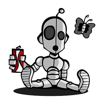 Robot Baby by suggo