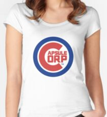 CHICAGO CAPSULE CORP Women's Fitted Scoop T-Shirt