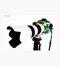Canon 70d 01 Photographic Print