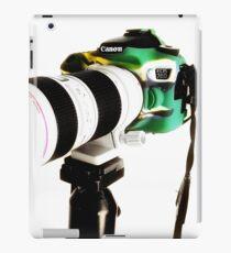 Canon 70d 01 iPad Case/Skin