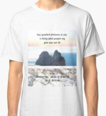 Rock bottom Classic T-Shirt
