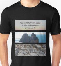 Rock bottom Unisex T-Shirt